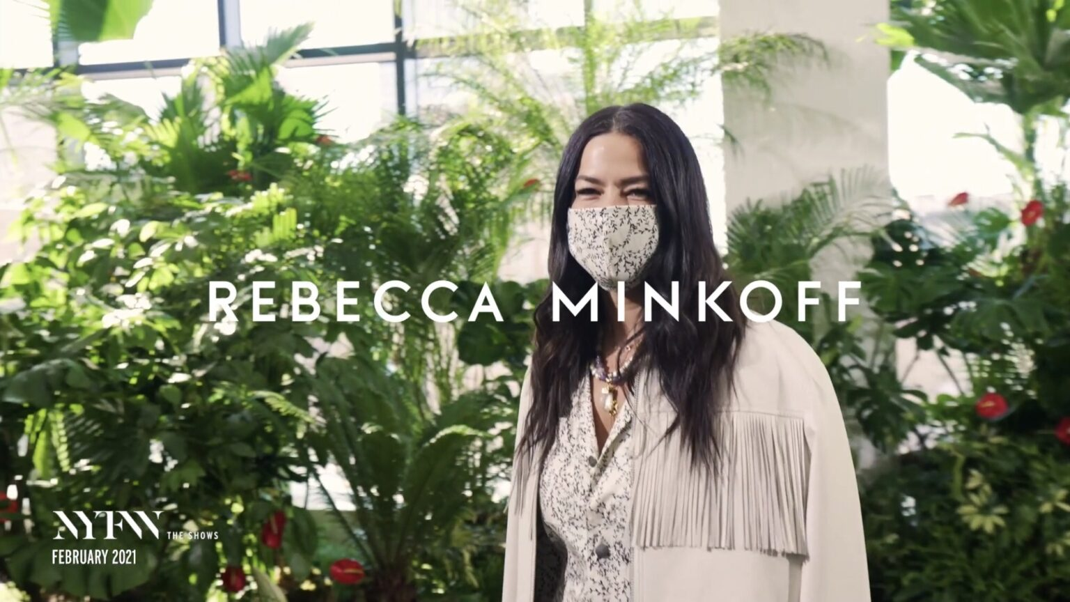 REBECCA MINKOFF - NYFW A/W 2021