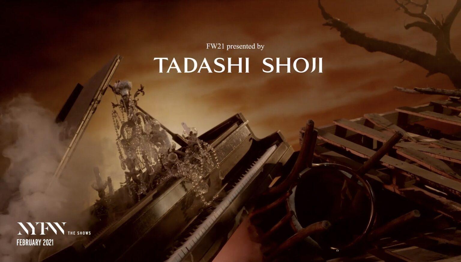 TADASHI SHOJI- NYFW A/W 2021
